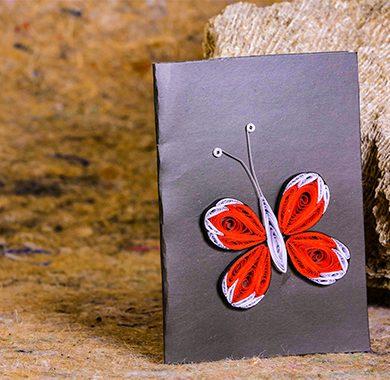 Semman Greeting Card