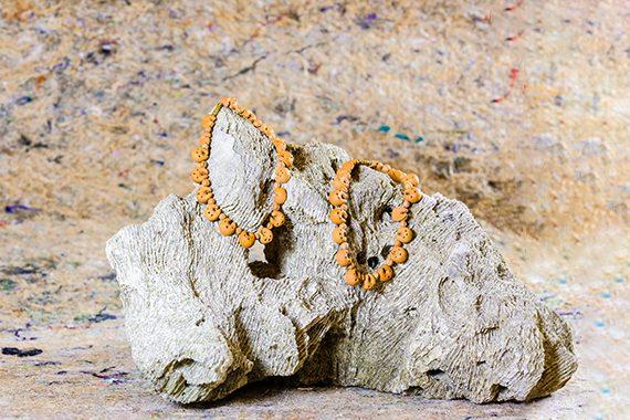 Semman Terracotta Anklet